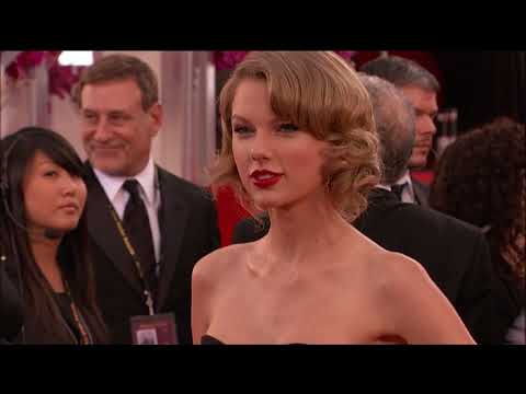 Taylor Swift Fashion - Golden Globes 2014