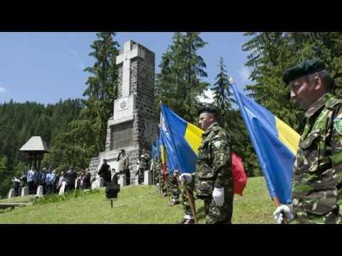 Ziua Eroilor la Mausoleul Toplița- Secu