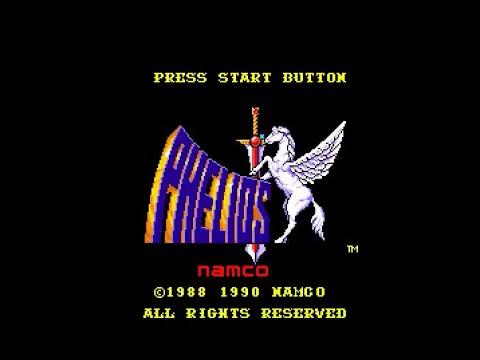 Mega Drive Longplay [147] PHELIOS