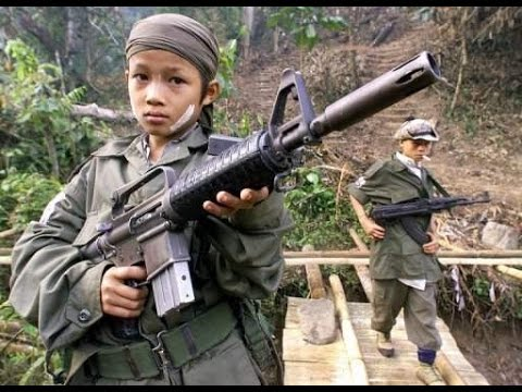 Myanmar Frees Dozens More Child Soldiers From Army: United Nations