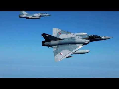 [#WebTVAIR] Épisode 27 - Interception : une posture permanente de sûreté aérienne
