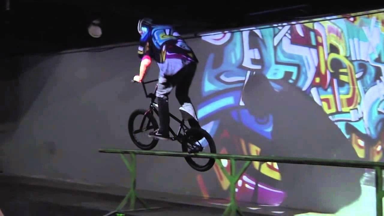 Gala BMX 2015 - Railjam