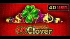 40 Mega Clover - Slot Machine - 40 Lines