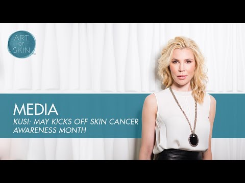 May Kicks off Skin Cancer Awareness Month