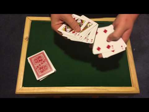 Train Your Cards to Do Magic! Card Trick Tutorial