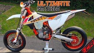 KTM 500 EXC  Supermoto Build | Part II