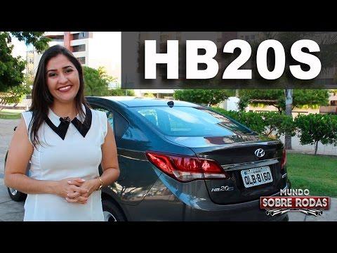 Test Drive Novo Hyundai HB20S 2016 - Sedan 1.6 Automático