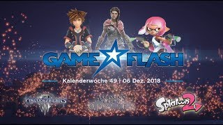 Game TV Schweiz - Kingdom Hearts III | Assassin's Creed Odyssey DLC | Splatoon 2