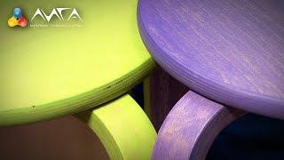 20. Профессиональная покраска табурета маслом для мебели YS M009. Стоимость всего 180 рублей!!!(, 2016-10-28T12:47:59.000Z)