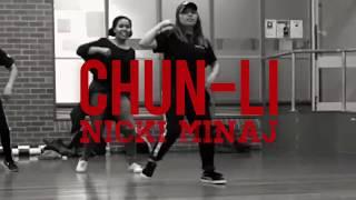 Nicki Minaj - CHUN-LI x John O'Kelly Choreography