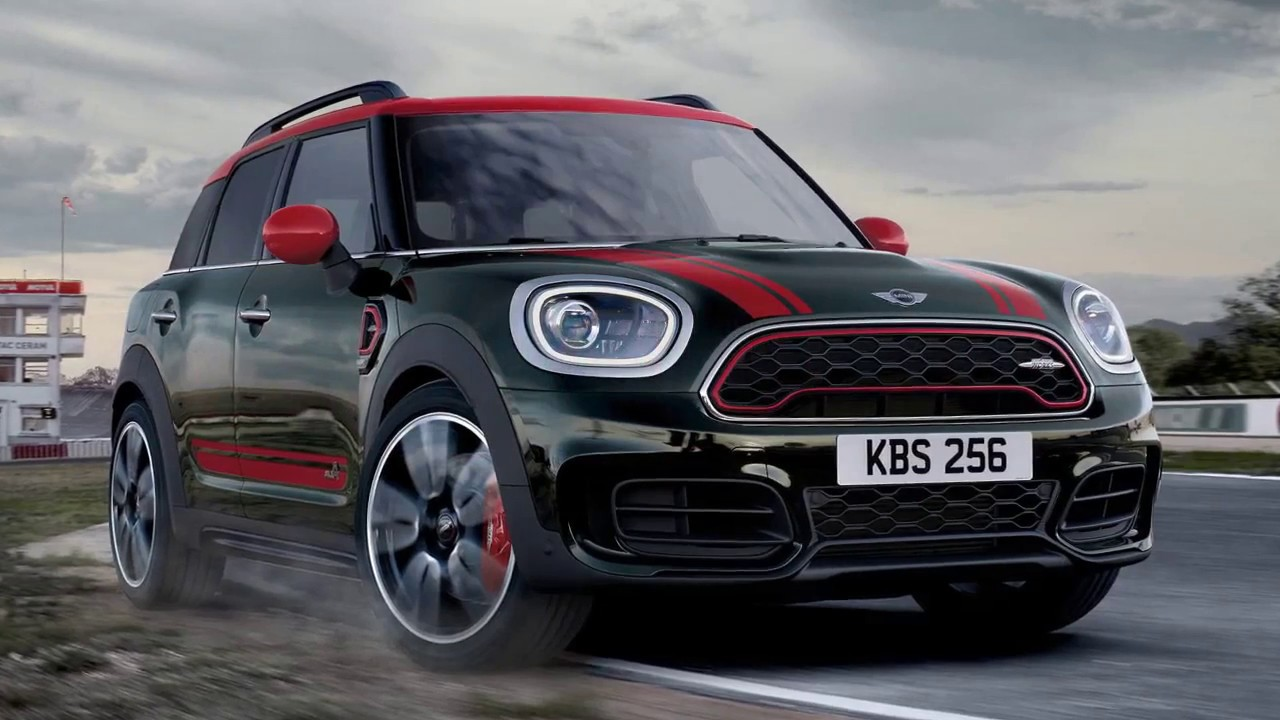 Hot News 2020 Mini Jcw Clubman And Countryman Coming With Much More
