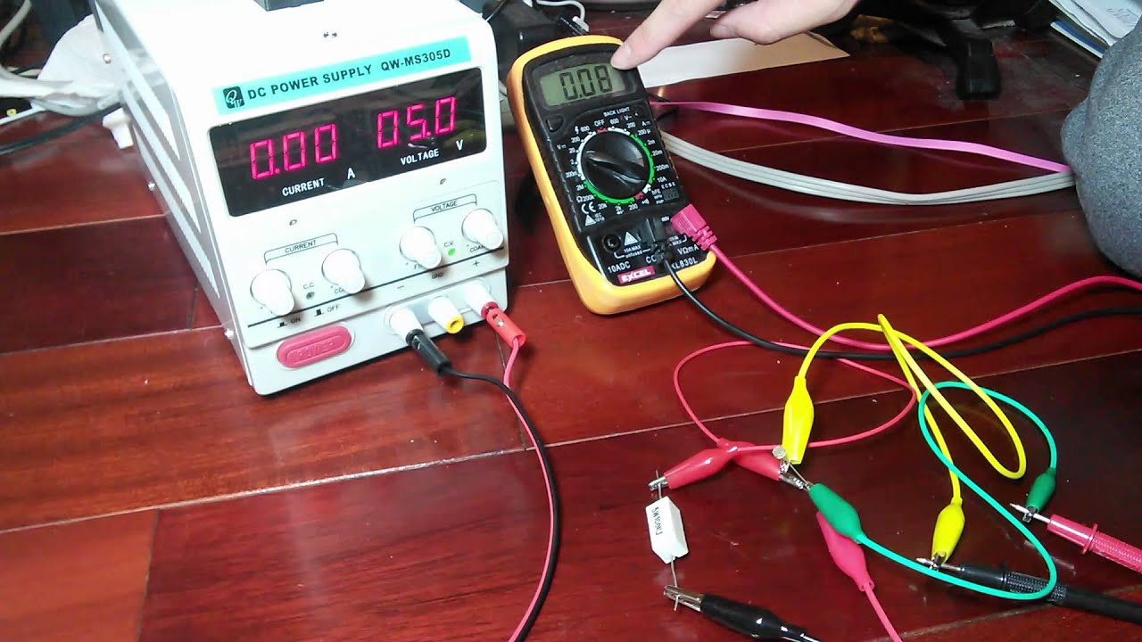 Voltage Divider With Ldr Youtube Is A Circuit That Produces An Output
