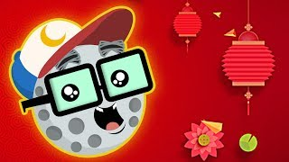 Chinese New Year for Kids | What is the Lunar New Year? | Year of the Pig