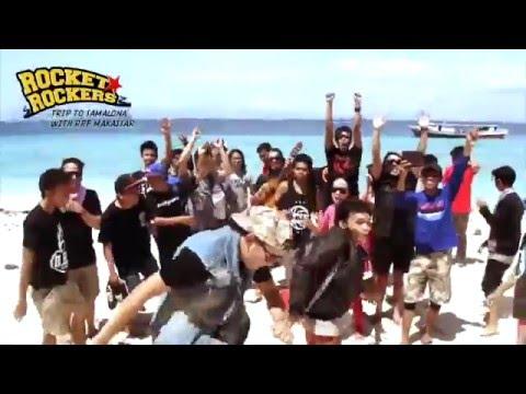 Rocket Rockers - Samalona Trip w/ Rocket Rock Friends Makassar