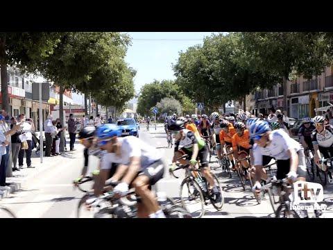VÍDEO: Resumen de la segunda etapa de la Vuelta a Andalucía, que tuvo meta volante en Lucena