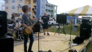 Austin Grant Taylor at Kitty Hawk Kites in Rodanthe OBX NC