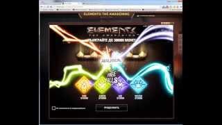 видео Игровой автомат Elements