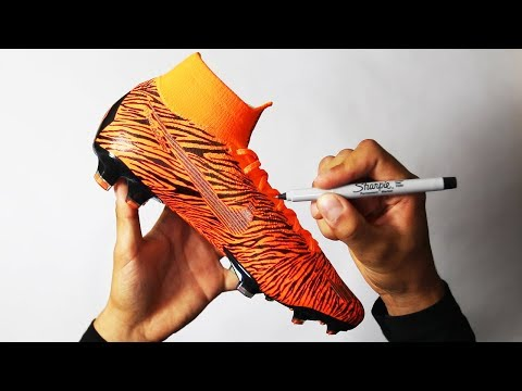 FOOLING 300,000 PEOPLE WITH CUSTOM CLEATS