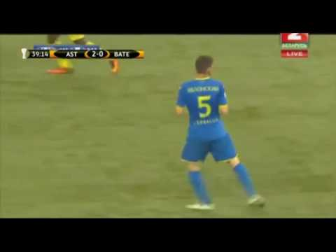 Astana - BATE