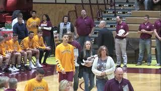 Highlights NSU Men's Basketball vs St. Cloud State 2/16/19 Senior Night