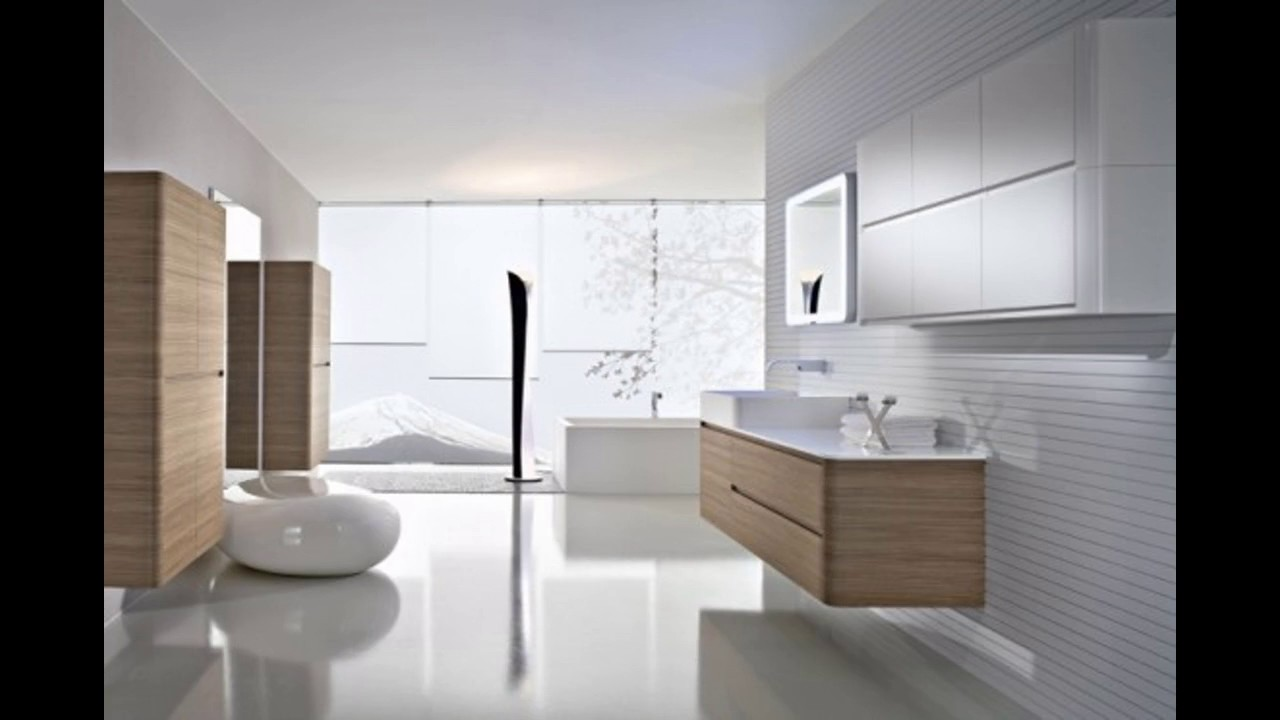 Moderne badezimmer design ideen - YouTube