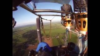 Ballonvaart van Ommen naar Balkbrug