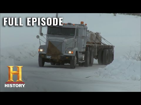 Ice Road Truckers: Full Episode - Ready To Roll (Season 1, Episode 1) | HISTORY
