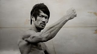 Bruce Lee's interesting body