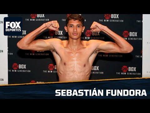Boxeo: Sebastian Fundora