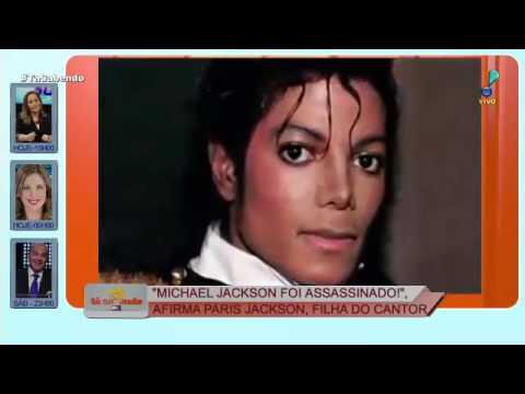 Filha afirma que Michael Jackson foi assassinado 25.01.16
