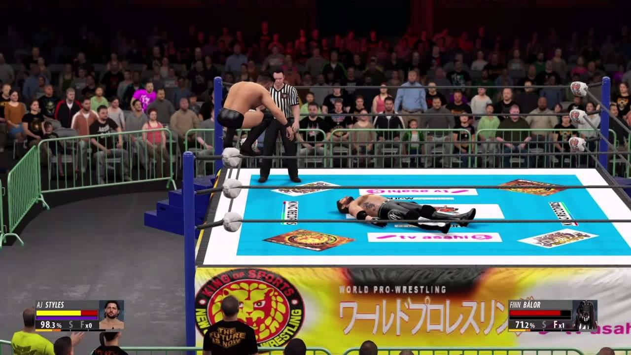 how to watch njpw and roh in canada