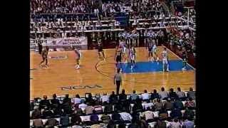 1992 Duke Blue Devils vs Michigan Wolverines - national championship game