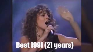 Mariah Carey BEST/WORST/NOW Vision of love