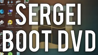 Sergei Strelec Windows 8 & 10 Recovery DVD - Overview & Demo