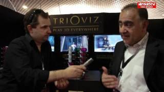 IDEF 2011 - Interview Hervé Debbah, directeur général société Trioviz