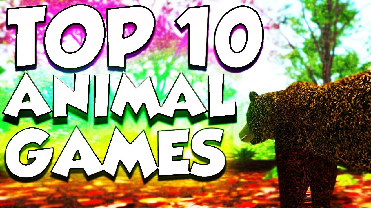 Image of: Horse Top 10 Animal Games On Roblox 2018 Gameplay Intelligent Game Software Top 10 Animal Games On Roblox 2018 Gameplay Youtube