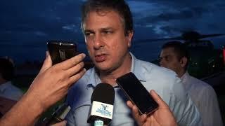 Governador Camilo Santana inaugura Escola Profissionalizante em Tabuleiro
