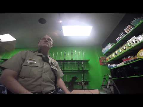 WPD officer serves notice on Wichita head shop