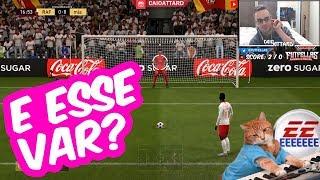 FIFA 20 | WL COMPLICADA + VAR EM AÇÃO