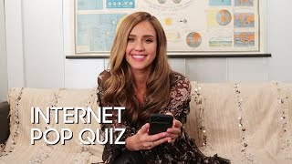Internet Pop Quiz: Jessica Alba