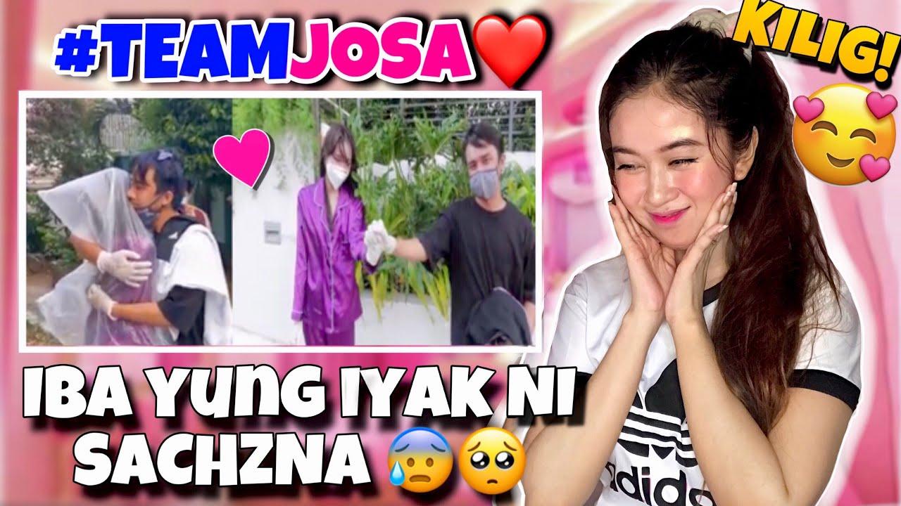Jomar Lovena I LOVE YOU 30 MINUTES with Sachzna Laparan (GRABE KILIG!!) TEAM JOSA  (REACTION VIDEO)