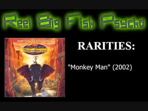 RBF Rarities - Monkey Man (2002)