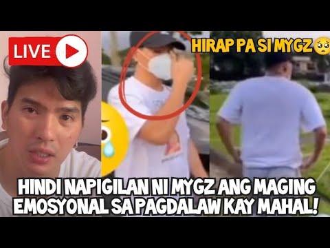 Download 🔴LIVE!! UPDATE MYGZ MOLINO EMOSYONAL ANG PAGDATING SA PUNTOD NI MAHAL! PANUORIN DITO