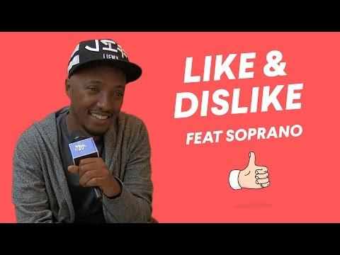 Soprano - Like & Dislike avec Michael Jackson, les Psy4 de la Rime & le PSG