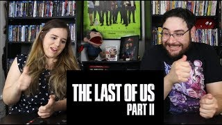 The Last of Us Part II – E3 2018 Gameplay Reveal Trailer Reaction / Review