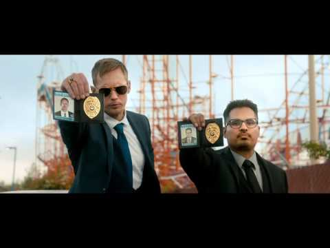 War On Everyone Official Trailer (2017) - Alexander Skarsgard, Michael Pena