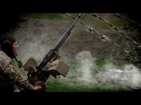 Армяно-азербайджанская граница. Разоблачение агрессора. Июль, 2020 г.