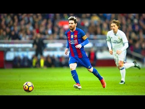 Lionel Messi 16/17 ● 9/12 Level Dribbling Skills  ► Unstoppable ||HD||