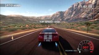 Need For Speed: Hot Pursuit 2010 | Sidewinder - 1:24.38 | Time Trial