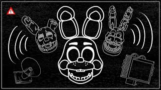 Sound Intensity and the FNaF Series